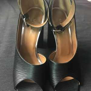 Phillip Lim size 38.5 but fits like a size 7.5